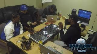 Speaker Leakers Sit Down w/ Dre Day & Ayo GreenHouse Records