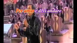 Verso il sole Albano Carrisi BY MIKY VIDEO karaoke