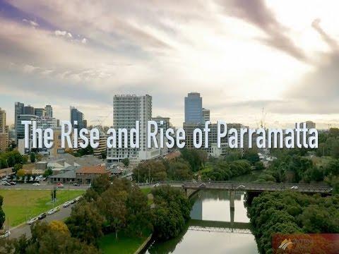 The role of transport in a future Parramatta – Sydney's second CBD