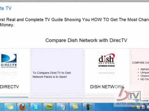 Satellite TV and Cable TV - Where to Find the Best Possible Satellite TV  Deals