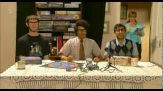 The IT Crowd Finale - Game Board!
