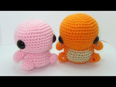 Standard Head and Body Amigurumi Crochet Tutorial
