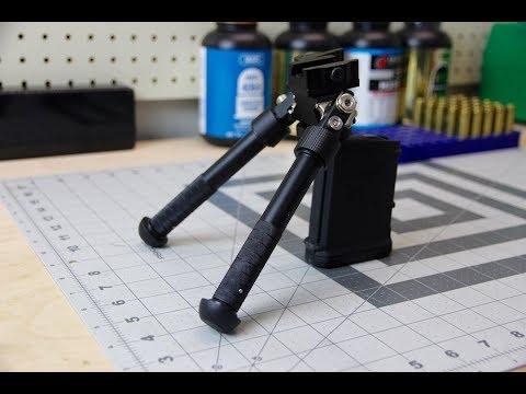 Atlas Accu-Shot KNOCK-OFF e-bay bipod review