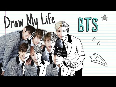 BTS | Draw My Life