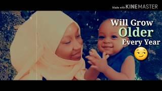 Ahmad Akkad - Kebrit Seni (كبرت سنة) Lyric music video