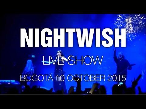 Nightwish [Reupload] @Bogotá 10 Oct 2015