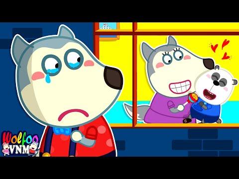 Wolfoo ơi đừng buồn! - Bài học biết chia sẻ với bạn   Phim Hoạt Hình Wolfoo Tiếng Việt