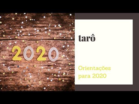 Orientações para 2020