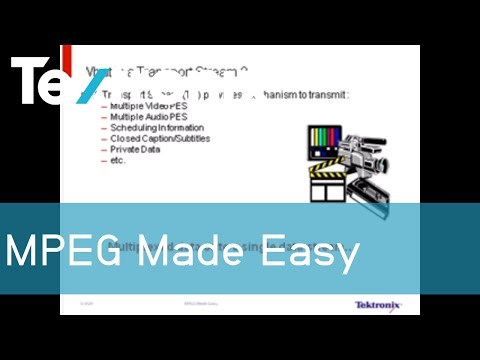 MPEG Made Easy