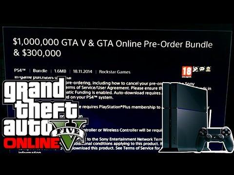 GTA 5 PS4 Digital Download Reward & Exclusive Features for Next Gen (GTA V)