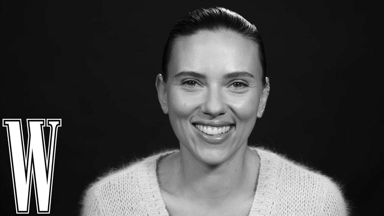 Scarlett Johansson on Being a Movie Star vs. Being an Actor