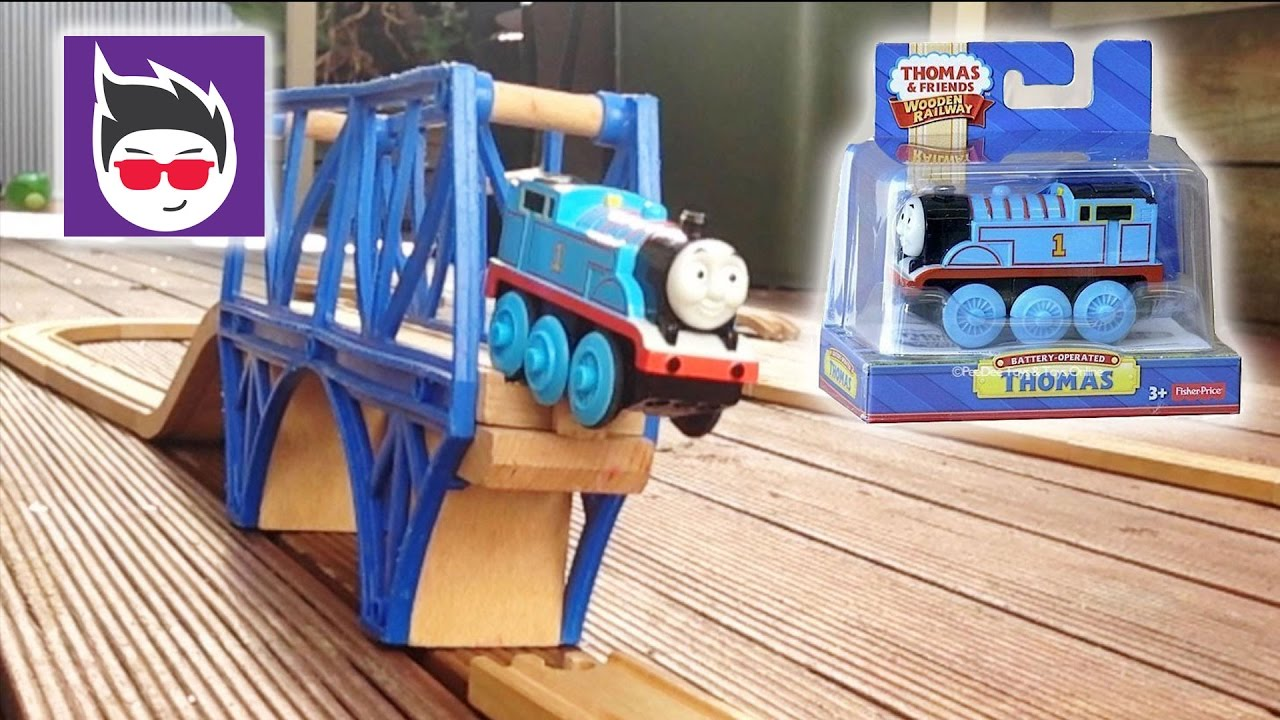 Thomas The Tank Motorised From Thomas And Friends Wooden Railway Review
