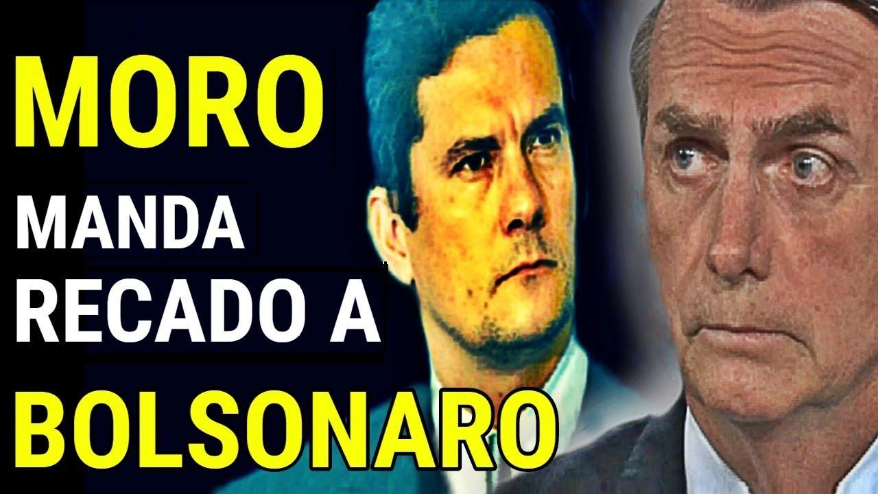 IMPLACÁVEL! Sérgio Moro NÃO COCHILA e já MANDA RECADO para o NOVO PRESIDENTE JAIR BOLSONARO