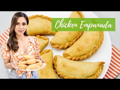 Chicken Empanada (Filipino Style)