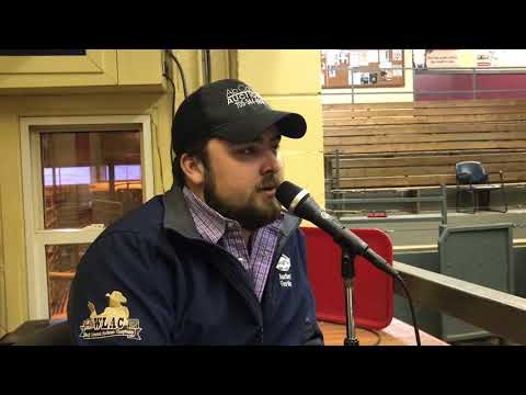 Learn how to auctioneer with Ab Carroll