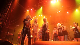 Steel Panther - 17 Girls In a Row - House Of Blues Dallas - 04/11/12