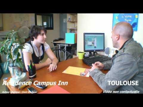 TOULOUSE Résidence étudiante Campus.Inn