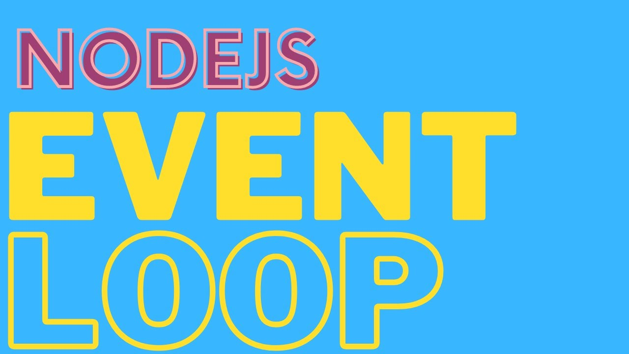 How does NodeJS Event Loop Work?