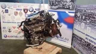 Контрактный б/у двигатель X25XE 2.5 V6 Opel (Опель) Omega Vectra B из Германии. Обзор Х25ХЕ в HD(Смотреть видеообзор