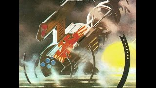 Hawkwind - Hall Of The Mountain Grill [FULL ALBUM]