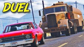 Duel - GTA 5 Road Thriller Film