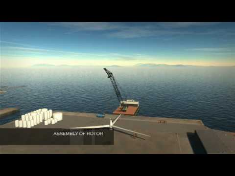Hywind, worlds first offshore floating windmill (go HQ!)