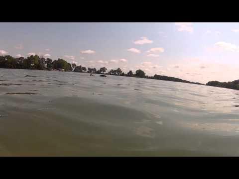 Five Island Lake Emmetsburg, Iowa Summer 2012 GoPro Camera
