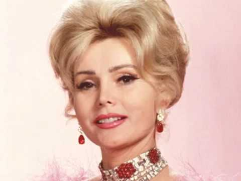 Actress & Socialite Zsa Zsa Gabor 1917-2016 Memorial Video