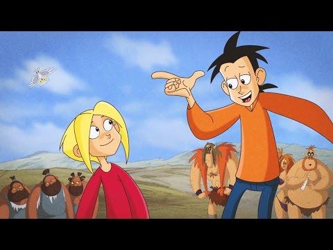 Развивающий мультфильм - Новаторы - Геоглифы Наски (3 сезон 1 серия)