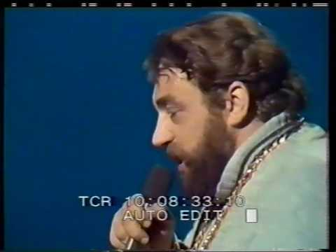 Cornelis Vreeswijk in CORNELIS (1970)