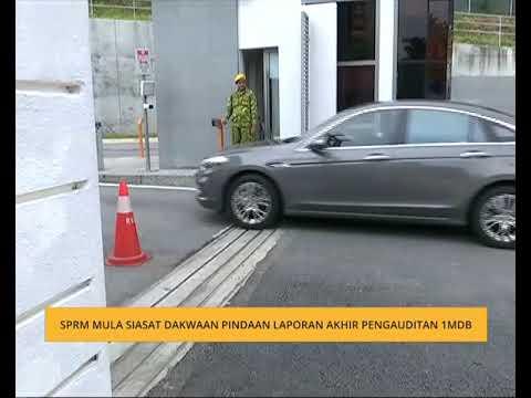 SPRM mula siasat dakwaan pindaan laporan akhir pengauditan 1MDB