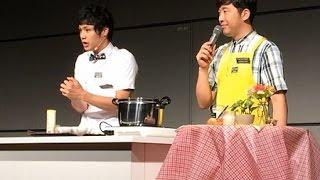 もう中学生さん と あべこうじさんによる『ファミコレ☆エッグスラット』...