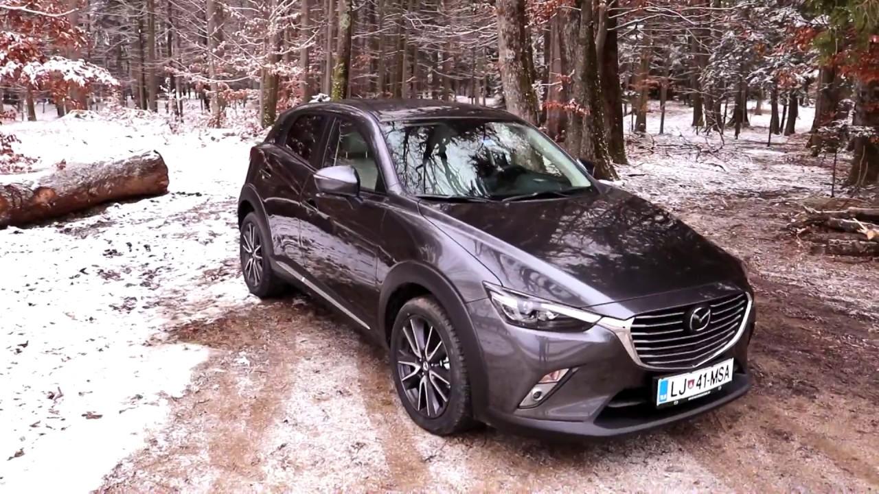 Mazda Cx 3 G150 Revolution Top Awd 2018 Review
