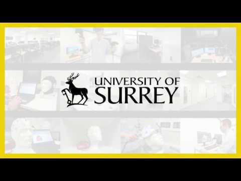 Play video: Psychology Virtual Tour | University of Surrey