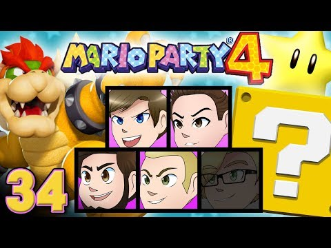 Mario Party 4: All's Fair in Love and War - EPISODE 34 - Friends Without Benefits