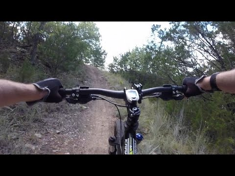 Quanah Hill Trail- Weatherford Mountain Bike Club