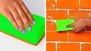 반가운 벽 페인팅 꿀팁과 디자인 아이디어