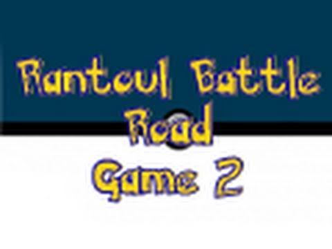 Pokemon Trading Card Game Match: Rantoul, IL Battle Road Game 2