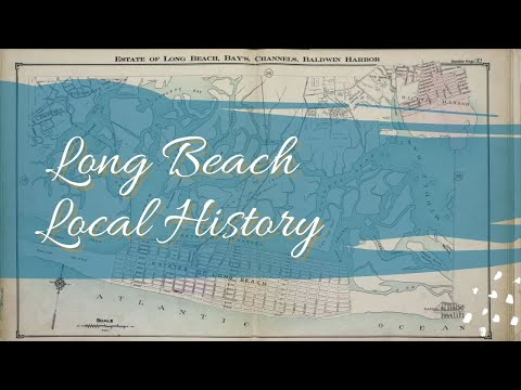 Long Beach Public Library Local History BARQUE MEXICO 1837