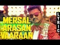 Mersal - Mersal Arasan Tamil Lyric Video Breakdown | Vijay, Samantha | A R Rahman | TK 323