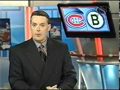 Boston Bruins - Montreal Canadiens (1979 Stanley Cup Semi-Finals, game 4)
