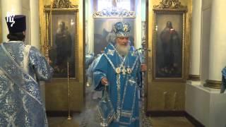 видео храм всех скорбящих радость