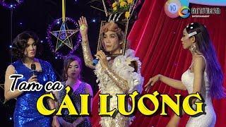 Lô tô show: Quỳ lạy khi Phi Thanh Vân lậu, Hương Hỏa, Dương Thanh Vàng cùng hát cải lương