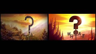 Repeat youtube video Gravity Falls OP Parodia (Live action)