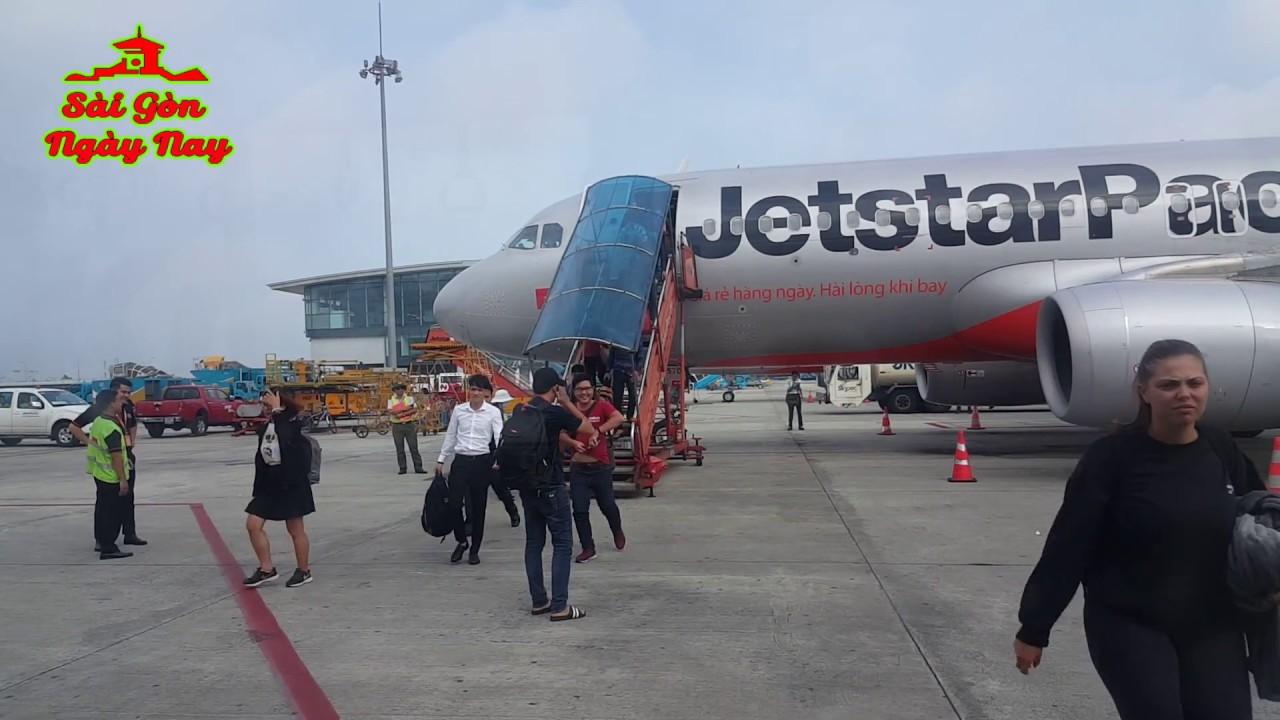 """SaiGon Travel Hanoi """"đi máy bay"""" từ Tân Sơn Nhất Sài gòn ra Sân bay Nội bài"""