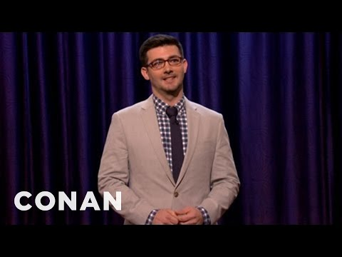 Tommy Johnagin Stand-Up 12/12/12 - CONAN on TBS