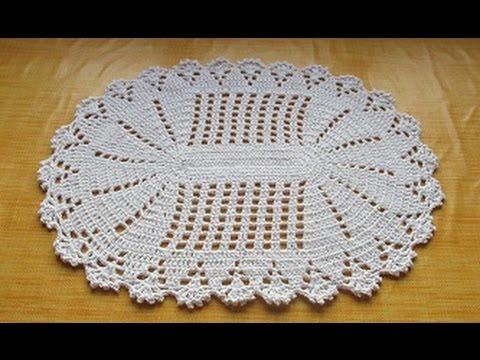 Tappeto Alluncinetto Crochet Rug Easy Facile Tutorial Schema Passo