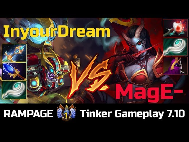 IYD RAMPAGE Tinker 7.10 Epic SEA Gameplay