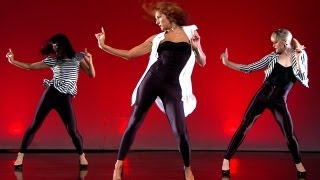 STILETTO DANCE - MUSIC VIDEO STYLE DVD Trailer :: Dana Foglia