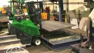 Combi-CB Steel Applications